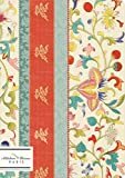 Canton: Chinese Paper Collage Motif (A5 Notebooks - Soft Cover, Paper Bound)