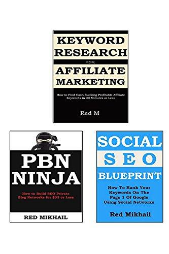 KEYWORD RESEARCH & SEO TRIO: Keyword Research, Private Blog ...