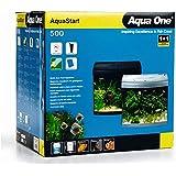 Aquarium, AQUA ONE AQUASTART 500 SCHWARZ, 65L