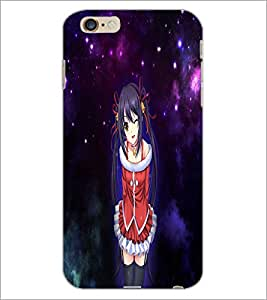 PrintDhaba Doremon D-4475 Back Case Cover for APPLE IPHONE 6 PLUS (Multi-Coloured)