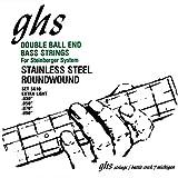 GHS Double Ball 5610 extra light - Set di corde per basso elettrico