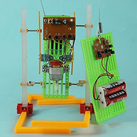 Fai da te elettrico a distanza robot
