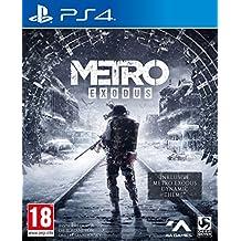 Metro Exodus [Day One Edition] - [PlayStation 4] [AT-PEGI]