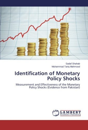Identification of Monetary Policy Shocks: Measurement and Effectiveness of the Monetary Policy Shocks (Evidence from Pakistan) by Sadaf Shahab (2013-12-26)