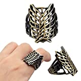 #7: High Quality Imported Attack on Titan Survey Corps Scouting Legion Ring