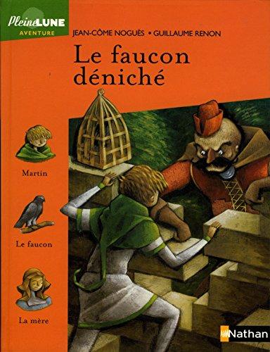 Le faucon déniché (Pleine lune) par Jean-Côme Noguès