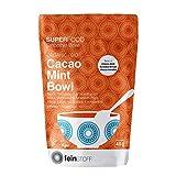 Feinstoff Cacao-Mint Bowl bio, 1er Pack (12 x 40 g)