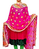 Winter Sale - Phulkari ( Hand Made soft)...