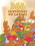 366 histoires de lapins