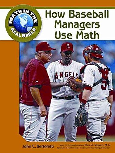 [(How Baseball Managers Use Math)] [By (author) John C. Bertoletti ] published on (October, 2009) par John C. Bertoletti