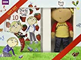 Charlie & Lola Gift Set - I Cant Stop Hiccuping! (Charlie Version) [DVD]