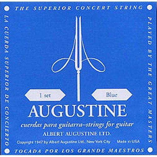 Agustine 7710 - set di corde per chitarra classica della linea augustine blue label