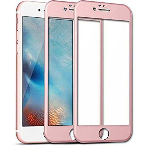2 Pack Premium Tempered Glass Screen Protector For iPhone 6