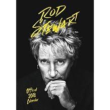 Rod Stewart Official 2018 Calendar - A3 Poster Format Calendar (Calendar 2018)