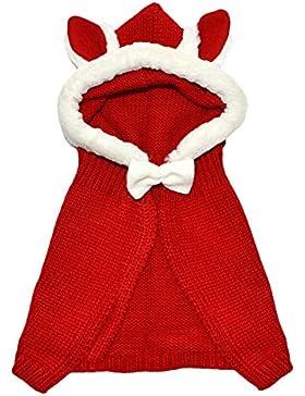 La Vogue-Cappello dei Bambini Caldo Coif Berretti Sciarpa Invernale