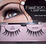 Ardell Fashion Lashes, 102 Demi Black by Ardell