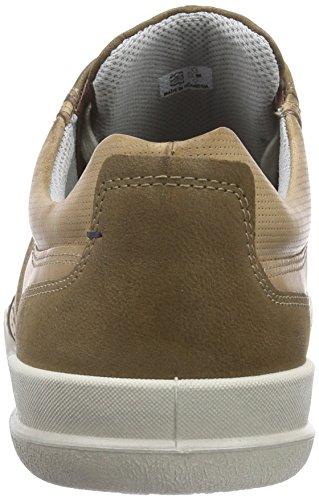 Ecco ENRICO Herren Sneakers Braun (CAMEL/WHISKY 59518)