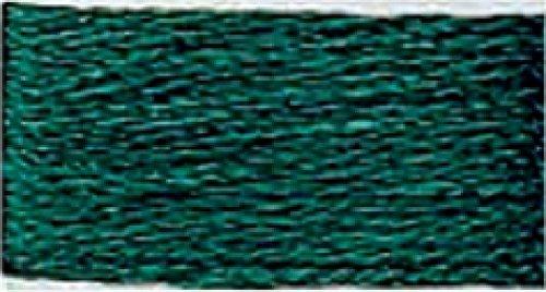 DMC Satin Stickerei Gewinde 991–Pro 2Garnknäuel + Gratis Minerva Crafts Craft Guide (Satin Thread Stickerei)