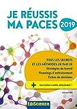 Je réussis ma PACES 2019 - Tous les secrets et les méthodes UE par UE - Format Kindle - 9782100783786 - 14,99 €