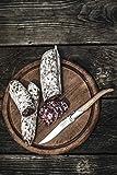 Laguiole Style de Vie Steakmesser Luxury Line, 6-teilig, Olivenholz - 8