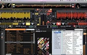 MixVibes Cross DJ Software (PC/MAC)