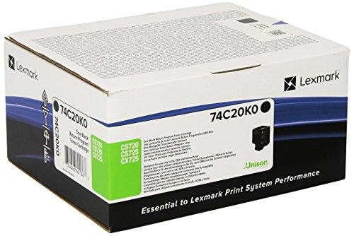 Preisvergleich Produktbild LEXMARK PB Toner schwarz 3K CS720, CS725, CX725