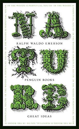 Nature (Penguin Great Ideas) por Ralph Emerson