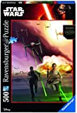 Star Wars-The Clone Wars Darth Vader Jedi Yoda Boys Puzzle - grey