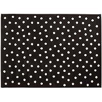 Lorena Canals A-G DOT-B Dots Brown/Marrone, 140 x 200 cm
