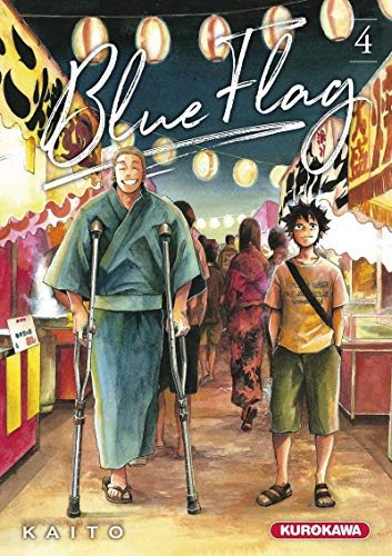 Blue Flag Edition simple Tome 4
