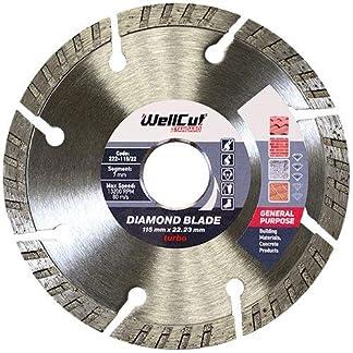 WELLCUT Standard Discos De Diamante