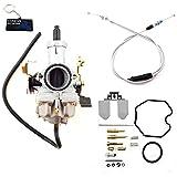 STONEDER PZ30(Keihin Vergaser + Repair Kits + Gas Gaszug für 250cc Pit Bike ATV