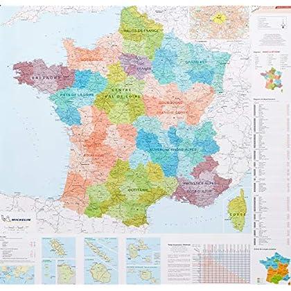 France administrative Réforme des Régions : 1/1 700 000