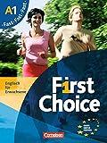 First Choice: A1 - Kursbuch Fast: Mit Magazine, CD, Classroom CD, Phrasebook