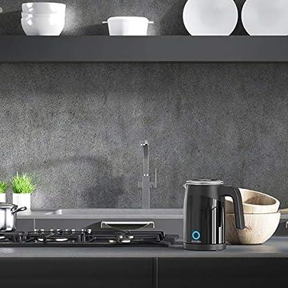 Arendo-05l-Edelstahl-Wasserkocher-mit-Temperatureinstellung-im-Doppelwand-Design-05l-Wasser-Fllmenge-5-Temperaturstufen-einstellbar-Single-Teekocher-Warmhaltefunktion-Energiesparend