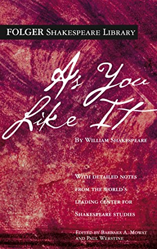 as-you-like-it-folger-shakespeare-library-english-edition
