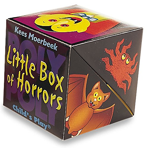 Little Box Of Horrors (Roly Poly Box Books)