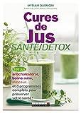 Cures de jus santé/détox (SANTE/FORME)
