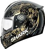 SHARK RSI PRO MUTIX schwarz/gold XS
