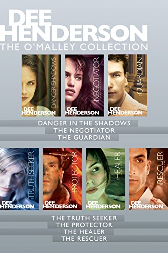 The O'Malley Collection: Danger in the Shadows / The Negotiator / The Guardian / The Truth Seeker / The Protector / The Healer / The Rescuer (English Edition) Shadow Protector