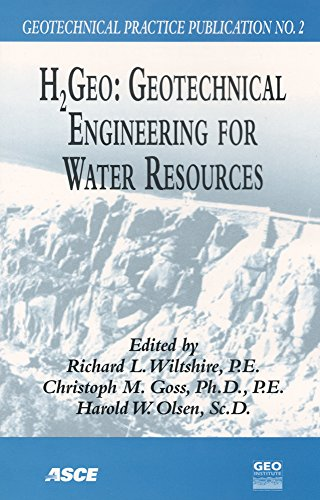 H2GEO: Geotechnical Engineering for Water Resources - Proceedings of the Biennial Denver Geotechnical Symposium, Held in Denver, Colorado, October 22, 2004 (Geotechnical Practice Publication)