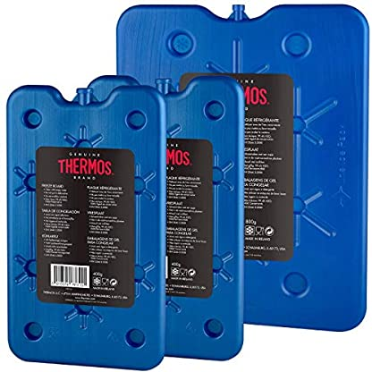 Thermos Freeze Boards, 1 x 800 g/2 x 400 g, Pack of 3 1