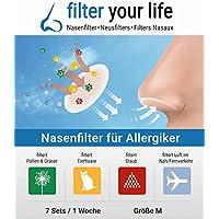 filter your life Nasenfilter First Defense Größe M, 14 Stück preisvergleich bei billige-tabletten.eu