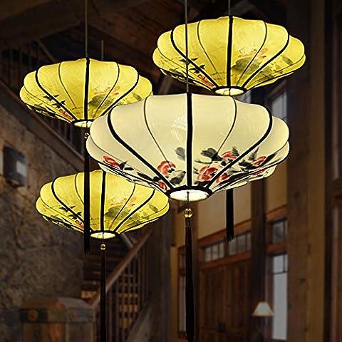 Nouveau thé lustre moderne chinois salon salle à manger d'art