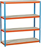 Simonrack simonforte 1506-4 - Kit plywood azul naranja madera