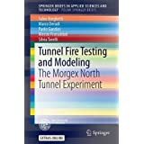 Tunnel Fire Testing and Modeling: The Morgex North Tunnel Experiment