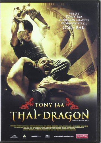 Thai-Dragon - (The Protector) - DVD