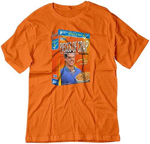 BSW - Top - Uomo arancione