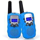 Wanfei Walkie Talkies Niños, Walky Talky Niños 3KM Largo...