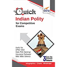 Quick Indian Polity for Competitive Exams